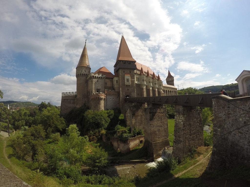 hrad Corvin