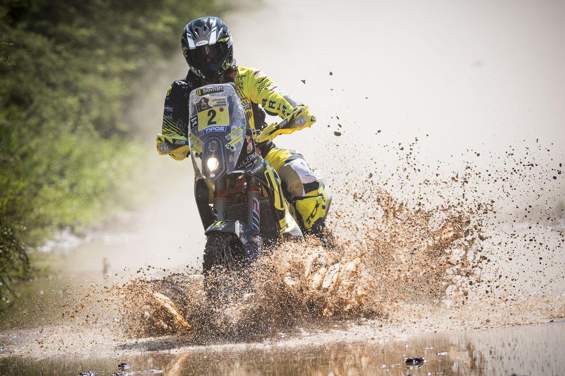 Štefan Svitko - Dakar 2017 – 2. etapa