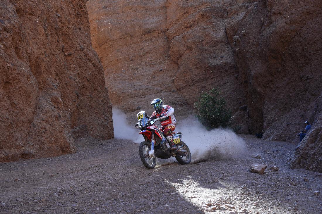 Paolo Goncalves - Dakar 2017 - 3. etapa