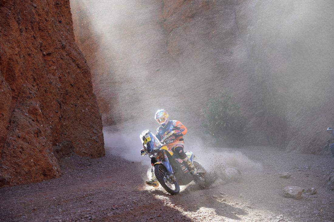 Toby Price - Dakar 2017 - 3. etapa