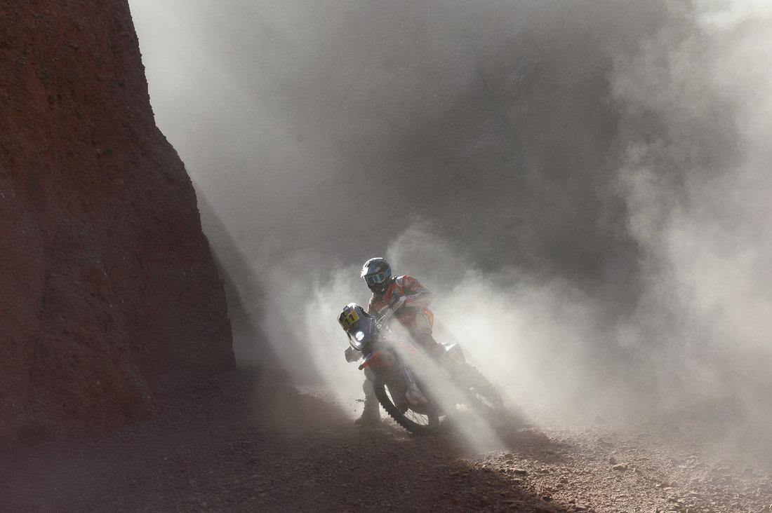 Joan Barredda Bort - Dakar 2017 - 3. etapa