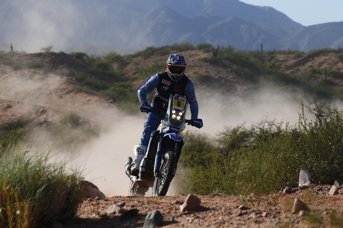 Adrien Van Beveren - Dakar 2017 - 3. etapa