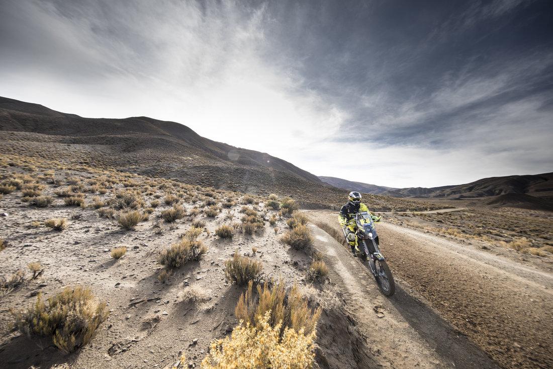 Štefan Svitko - Dakar 2017 - 4. etapa