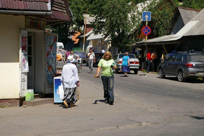 Ukrajina 2007 - Dadi v Rachive