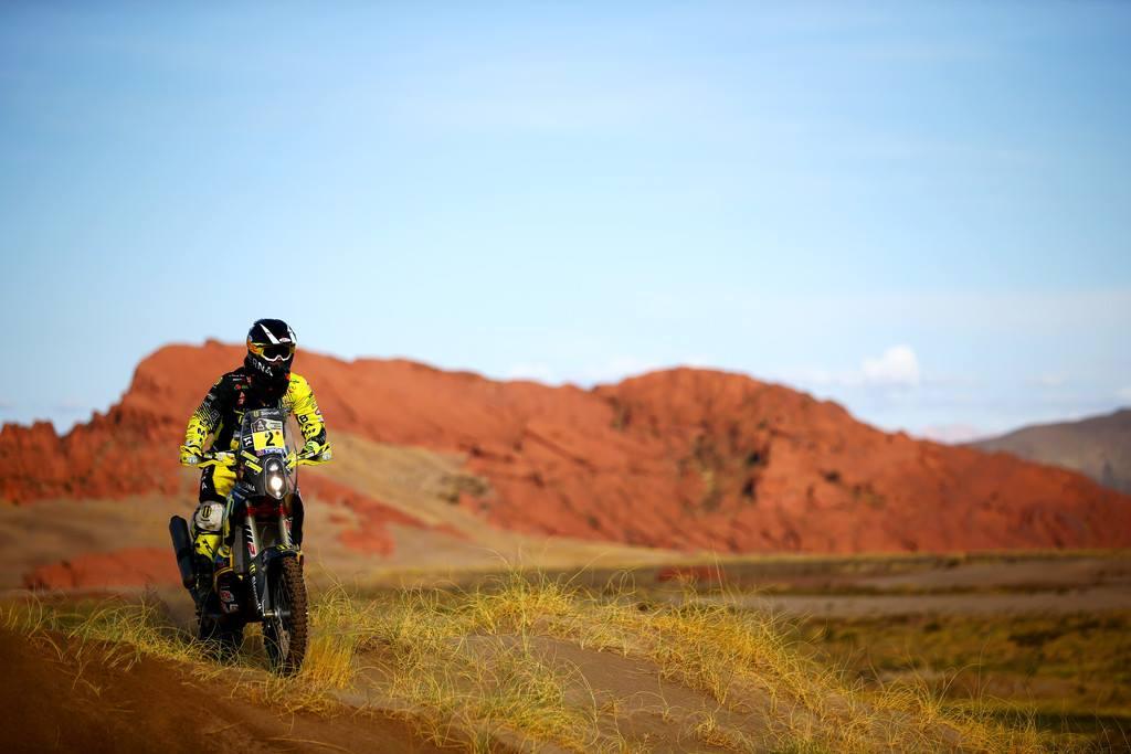 Štefan Svitko - Dakar 2017 - 4. etapa - foto (c) Dan Istitene-Getty Images South America