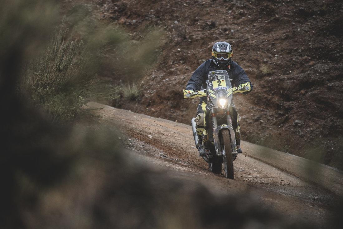 Štefan Svitko - Dakar 2017 - 5. etapa
