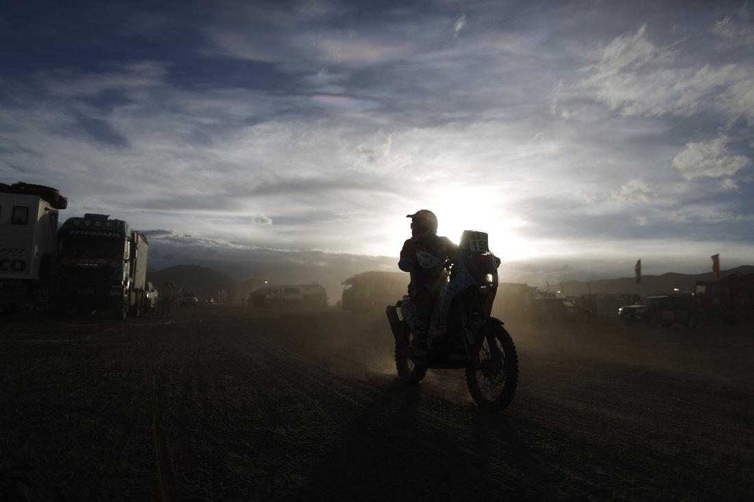 Dakar 2017 - 4. etapa