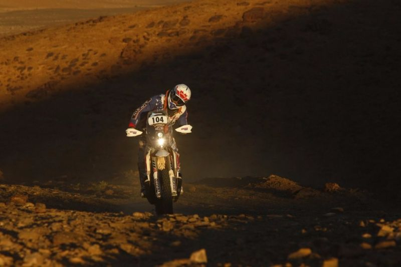 Martin Benko - AFRICA ECO RACE 2017