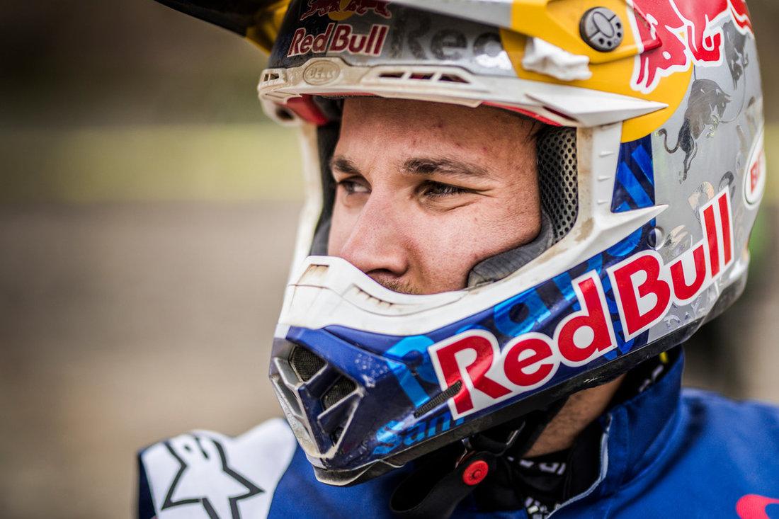 Sam Sunderland Dakar 2017 - 5. etapa