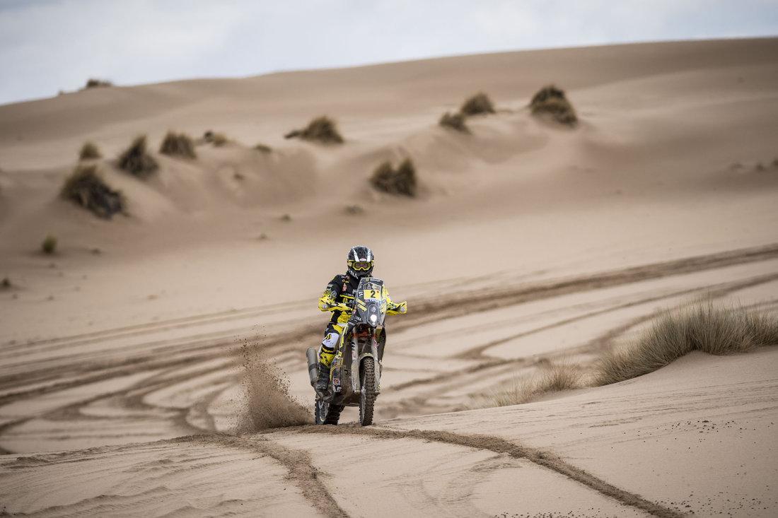 Štefan Svitko - Dakar 2017 – 7. etapa - La Paz - Uyuni