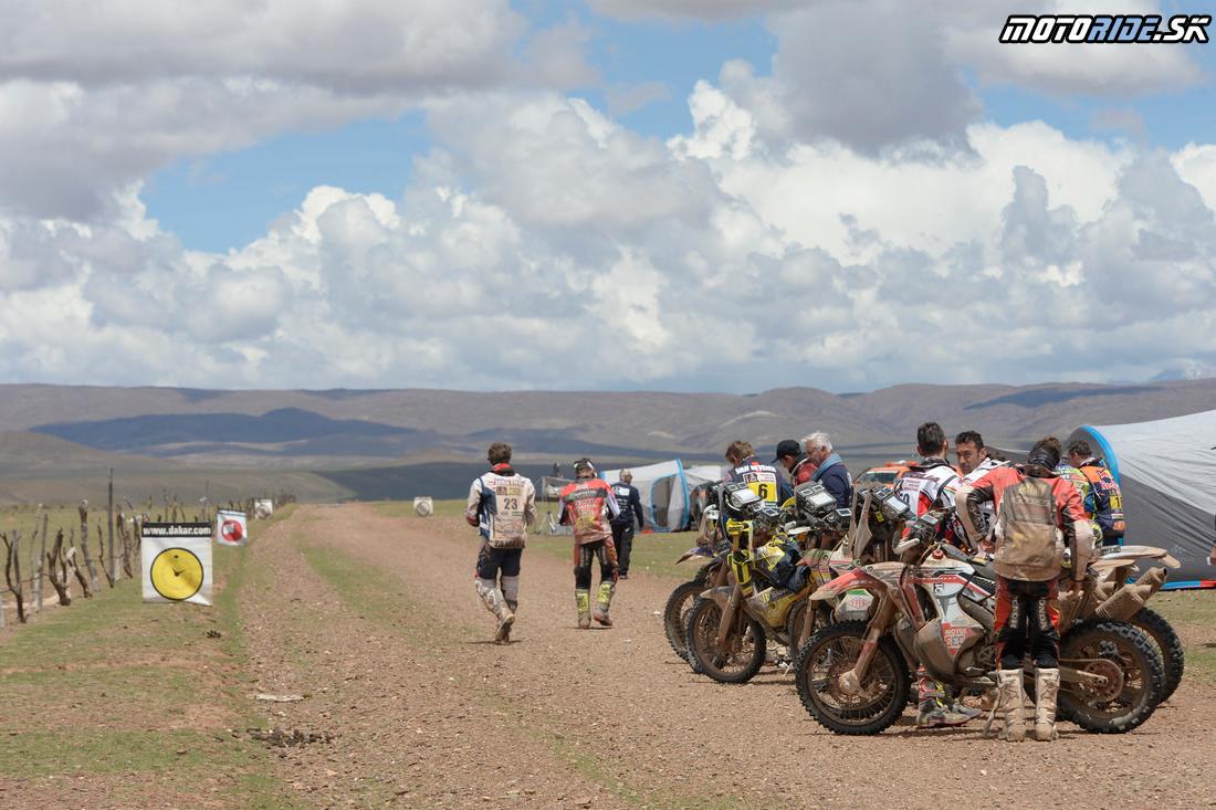 Dakar 2017 - 8. etapa