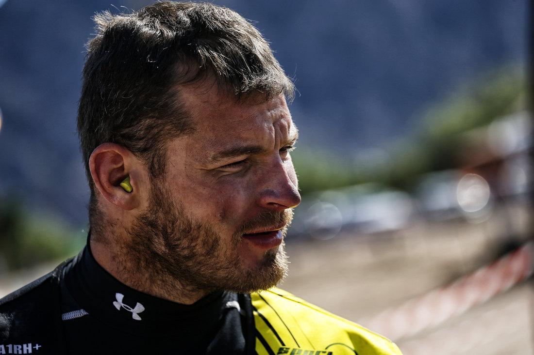 Štefan Svitko - Dakar 2017 - 9. etapa - presun do Chelecita po zosuvoch pôdy