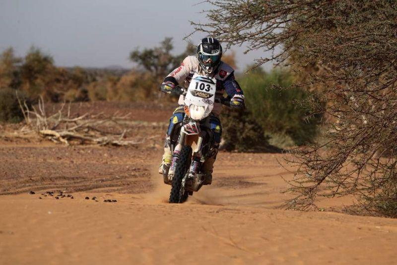 Ján Zaťko - Africa Eco Race 2017