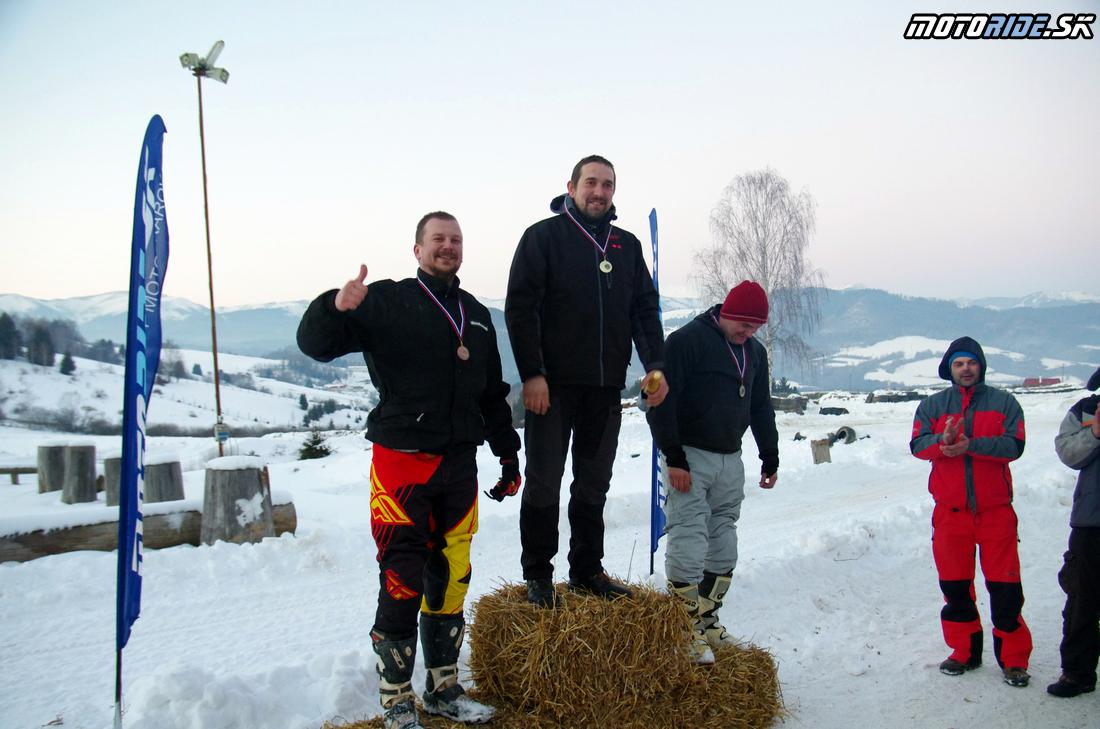Víťazi Open - Stretko - preteky ľadových medveďov 21. - 22. 1. 2017, Brezno