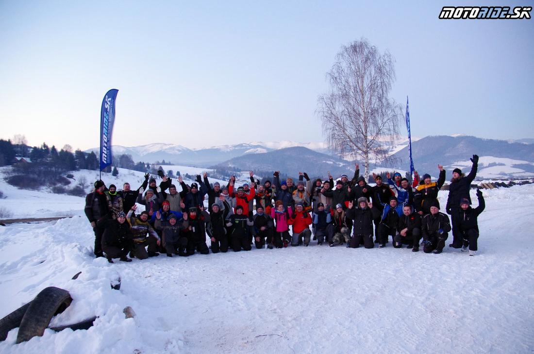 Stretko - preteky ľadových medveďov 21. - 22. 1. 2017, Brezno