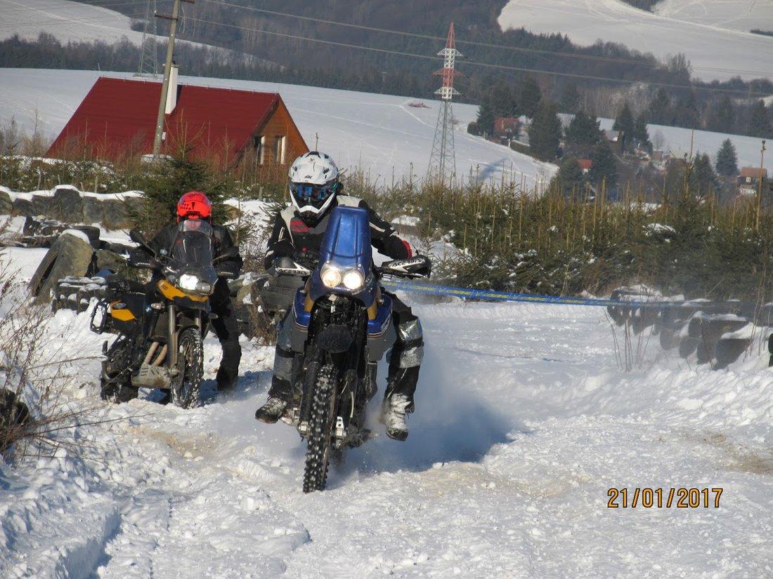 Tréning - Stretko - preteky - ľadových medveďov 2017, Brezno