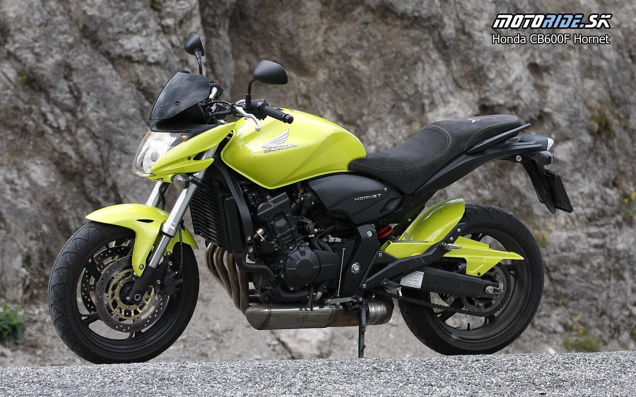 [До отсечки]Обзор Honda cb 600 hornet 2010