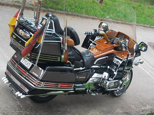 Honda GL 1500 Gold Wing 1996