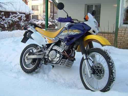 honda nx 650 dr 650