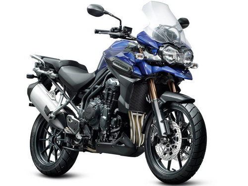 Triumph Tiger 1200 Explorer 2012