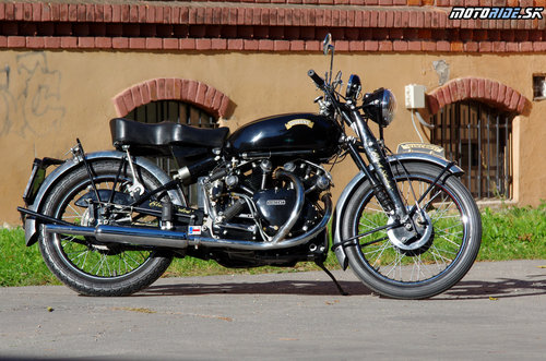 Vincent Black Shadow 1951