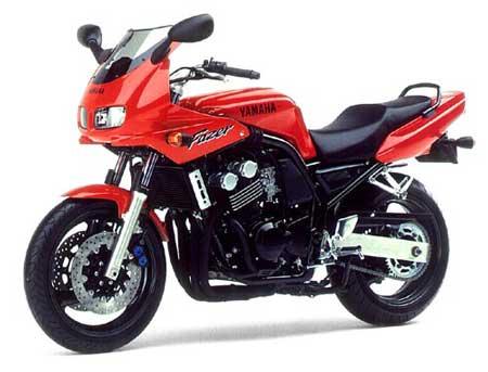 Yamaha Thundercat  on Yamaha Fzs 600 Fazer  Motoride Sk