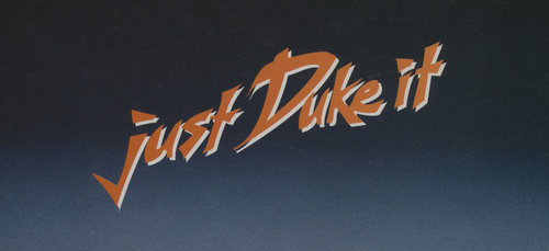 Just Duke it!
