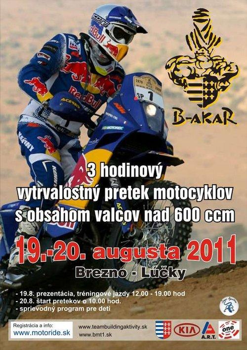 44605a4179bb9 Viac: Pozvánka: B-akaR rally 19. - 20. august 2011