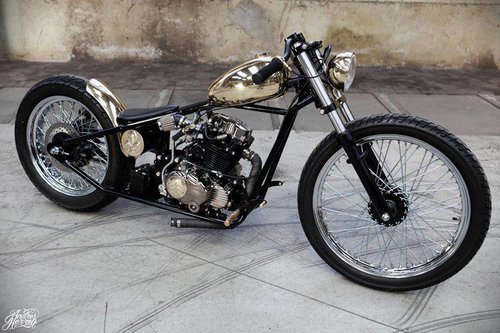 ROCKIE OF THE YEAR 2012 - Custom Bike 2012