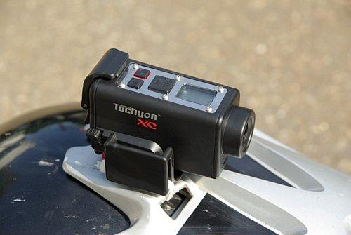 Test helmet kamery TachyonXC  motoride.sk 40d5f605256