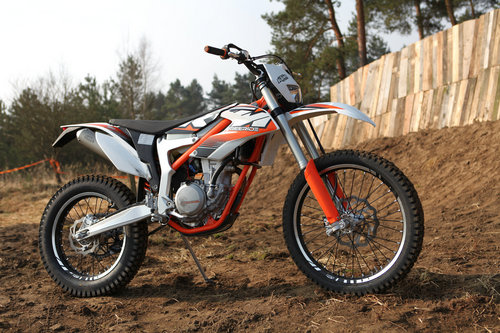 KTM Freeride 350 - Bike roka 2012 v kateg�rii Bahniak